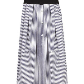 La Garçonne - Viktor & Rolf Striped Cotton Tank Dress