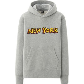 UNIQLO x Keith Hering - M SPRZ NY Sweat Hoodie