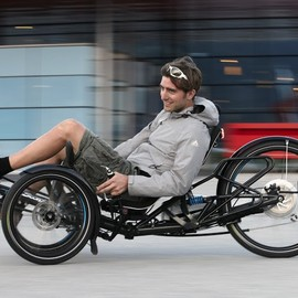 HP Velotechnik - Scorpion fs 26 S-Pedelec folding electric trike