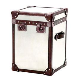 HALO -  PARIS TRUNK (BRUSHED STEEL)