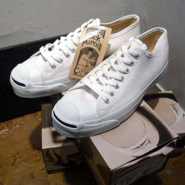 CONVERSE - JACK PURCELL MADE IN USA