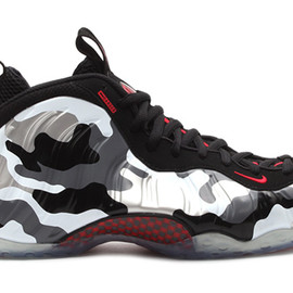 Nike - NIKE AIR FOAMPOSITE ONE CAMO