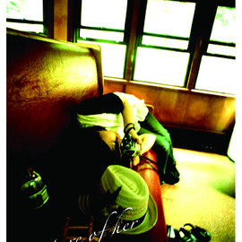 a picture of her - 1st ep「a fanatic socialist looked up at the stars…」