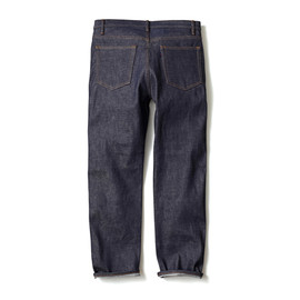 HEAD PORTER PLUS - DENIM PANTS / REGULAR INDIGO