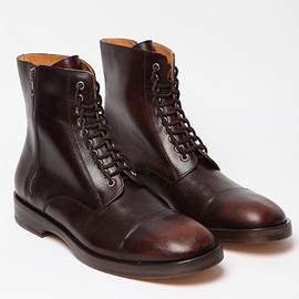 Maison Martin Margiela - 22 Reprica Hand-Treated Side-Zip Boots