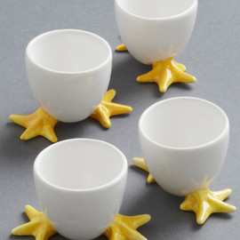 Shell-ebrate Egg Cup Set Sale