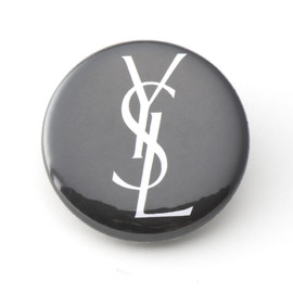 Yves Saint Laurent - YSL Button Badge