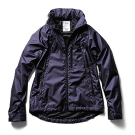narifuri - NF553 : 2layered mountain parka (PURPLE)