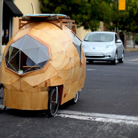 Jay Nelson - Golden Gate - electric camper bike