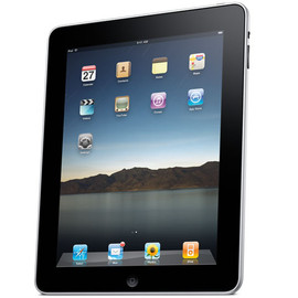 Apple - iPad with Wi-Fi 64GB