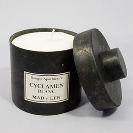 MAD et LEN - Fragrance Candle (CYCLAMEN) for idea by SOSU 6th Anniversary