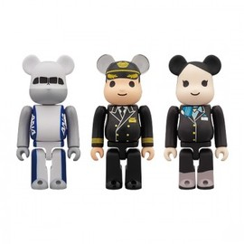 MEDICOM TOY - BE@RBRICK ANA 3PCS SET 100%