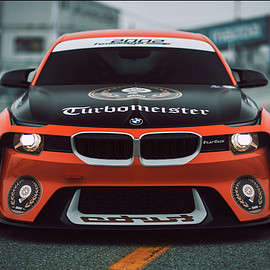 "BMW - 2002 Hommage Concept ""Turbomeister"""