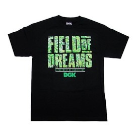 DGK - FIELD OF DREAMS (Black)