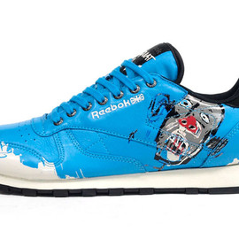 Reebok - CL LEATHER CLEAN 「JEAN MICHEL BASQUIAT」 「LIMITED EDITION」