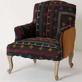 Anthropologie - Kantha Armchair