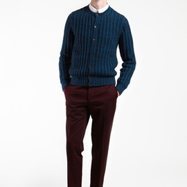 CARVEN  - Carven Fall 2012 Menswear