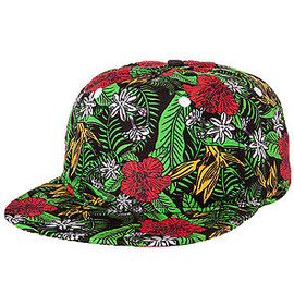 NEFF - The Aloho Cap in Hibiscus
