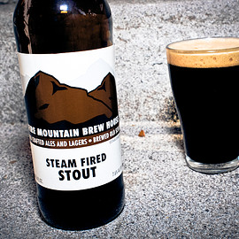 Fire Mountain Brew House - STEAM FIRED STOUT