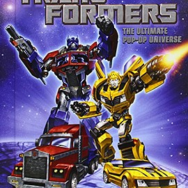 Matthew Reinhart - Transformers: The Ultimate Pop-Up Universe