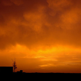 Fine Art America - Iraqi Sunset Photograph  - Iraqi Sunset Fine Art Print