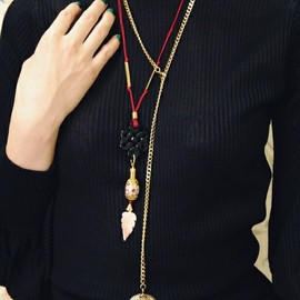 mother - Coin necklace