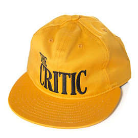 Alltimers - THE CRITIC HAT  YELLOW