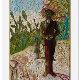BILLY CHILDISH - amongst cactus