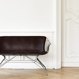 Overgaard & Dyrman - Wire Lounge Sofa
