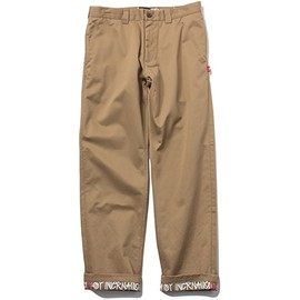 Stussy - Cities Monogram Chino