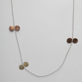 PARADE NECKLACE BRASS