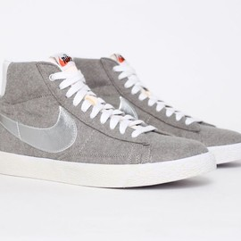 Nike x BEAMS /Blazer Mid Wool Grey