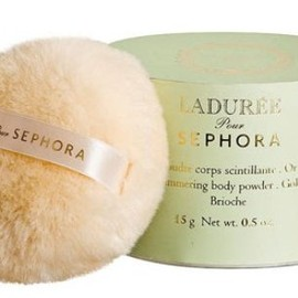 "LADUREE Pour SEPHORA - Body powder ""Brioche"""