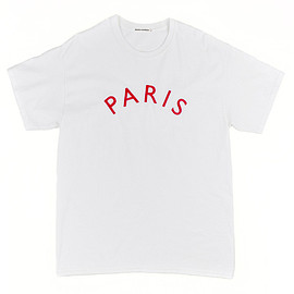 bianca chandon - Paris Embroidered T-Shirt