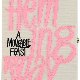 Olympia Le-Tan - The Webster x The Ritz 'A Moveable Feast'  クラッチバッグ