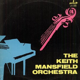 The Keith Mansfield Orchestra - The Keith Mansfield Orchestra