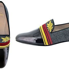 Christian Louboutin - OFFICER FLAT