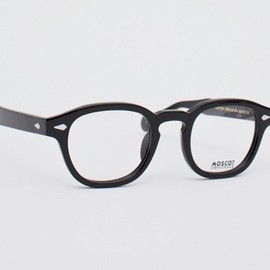 MOSCOT - LEMTOSH Black Glasses