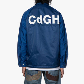 COMME des GARCONS HOMME - Two Toned Logo Coach  Red Green Blue HAVEN CdGH