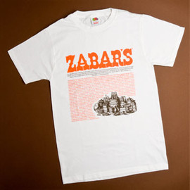 Zabar's - Adult Shopping Bag T-Shirt