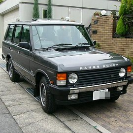 LAND ROVER - RANGE ROVER (ARDENGREEN)