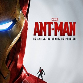 MARVEL - ANTMAN Poster IRONMAN