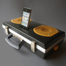 BoscaBosca - Portable iPhone/iPod Speaker Dock