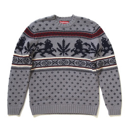 Supreme - Wool Sweater