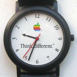 Apple Computer, Inc. - THINK DIFFERENT WATCH