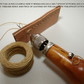STWART MFG - Made in USA Sewing Awl.Manufactured solely