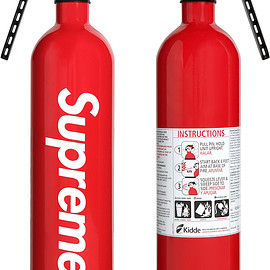 Supreme, Kidde - Fire Extinguisher