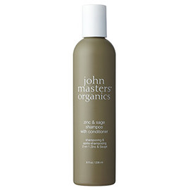 John Masters Organics - zinc and sage shampoo with conditioner