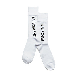 uniform experiment - LOGO REGULAR SOCKS
