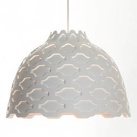 Louis Polson - hanging light, LC Shutters light, Louis Poulsen, Louise Campbell, pendant lamp, round light, suspension light